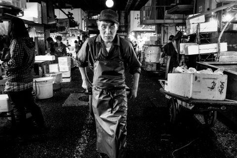 Nicola Tanzini Tokyo: Tsukiji
