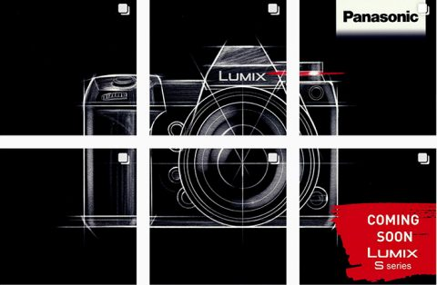 Panasonic S1-S1R full announcement on this January 31th