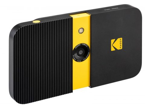 Kodak introduce a new Smile line of instant cameras and printers