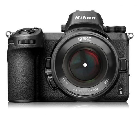 Meike's Low Budget 50mm f/1.7 Lens is Coming for Both Nikon Z and Canon RF Systems