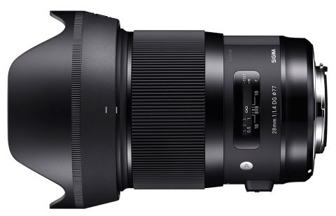 Sigma introduce a new 28mm f/1.4 DG HSM Art lens