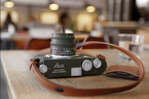 "Leica Presents a New Limited Edition: the Leica M10-P ""Safari"""