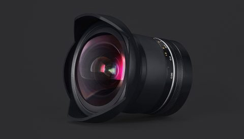 Samyang Unveils the World's Widest Recti-linear Prime Lens XP 10mm f/3.5