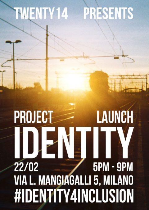 Twenty14 presents Identity, a Social Inclusion Project