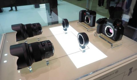 Sigma Announce Pricing and Availability of the New Sigma MC-21 SA and EF L-mount Adapters