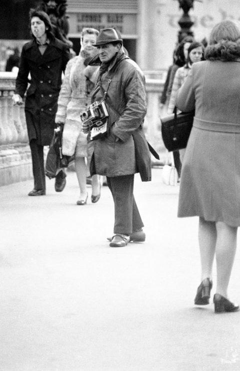 Man on Bridge: the story and photos of Arthur Fields