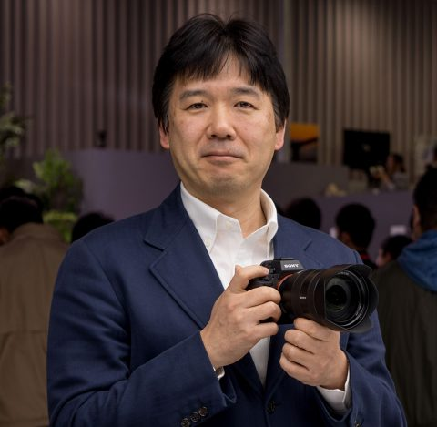Sony Interview With Digital Photography Review at CP+ 2019