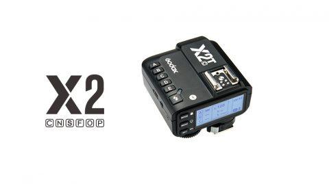 Godox Announced a New X2T Wireless Flash TTL Trigger
