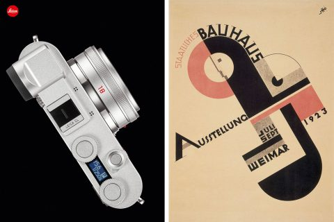 "Leica Introduce a New CL ""100 Jahre Bauhaus"" Limited Edition Camera"