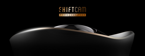 ShiftCam Announces the World's First 12mm Aspherical Ultra Wide Angle for Mobile