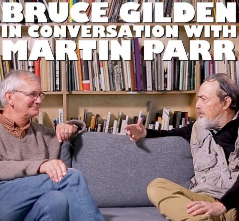 Sofa Sessions: Conversations with Martin Parr – Bruce Gilden