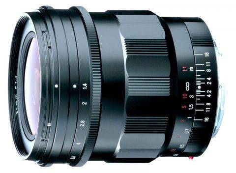 Voigtländer Nokton 21mm f/1.4 Aspherical Lens for E-mount Officially Announced