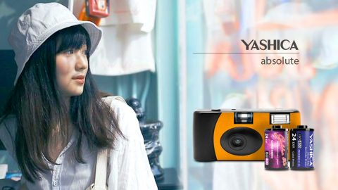 Yashica is Back on Kickstarter: Three 35mm Cameras and Two New Films