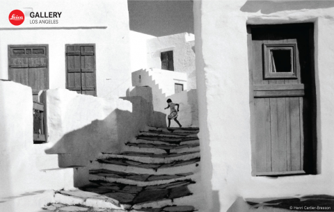 Henri Cartier-Bresson: The Eye of the Century at Leica Gallery Los Angeles