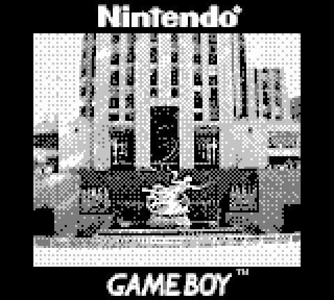 New York City Photographed with the Game Boy Camera