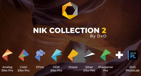 DxO Introduces the Nik Collection 2, a Powerful Upgrade of the Popular Plug-In