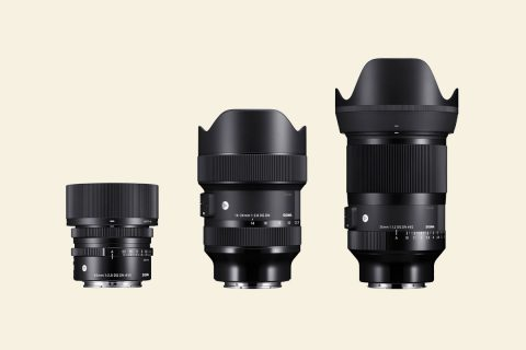 Sigma Announces Three New Lenses for L-Mount and Sony E-Mount Systems