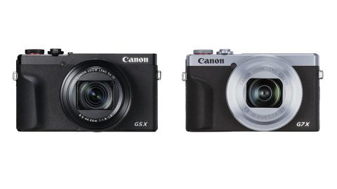 Canon Stacks on Features to Powershot Cameras with Better Burst and New Sensors