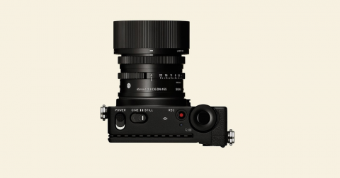 """Fortissimo, Pianissimo"" Is the New World's Smallest Full-Frame Mirrorless Camera by Sigma"
