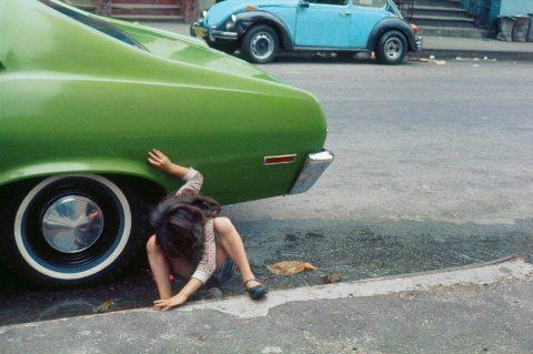 Helen Levitt – Observing New York's Streets