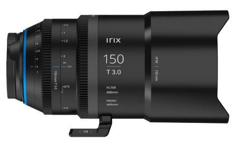 Irix Introduces the 150m T3.0 Macro 1:1 Cine Lens
