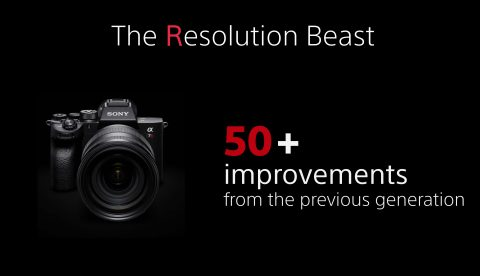 "Sony Introduces ""Another Milestone in Mirrorless"", the a7R IV with 61 Megapixel Full-frame Sensor"