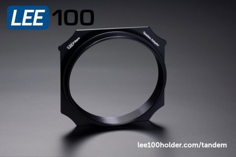 LEE Introduces the LEE100 Tandem Adaptor and Hood
