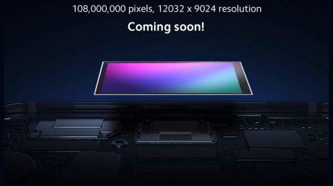 Samsung Unveils World's First 108MP Smartphone Image Sensor