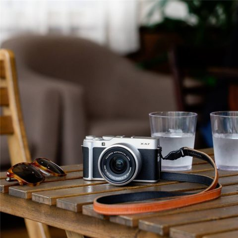 A Detailed Look of the Fujifilm X-A7, the New Entry-Level X Series Mirrorless