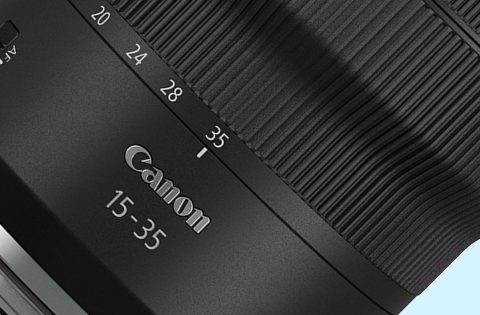 """Canon Release f/2.8 L """"Holy Trinity"""" Series Lenses for the RF Mount"""