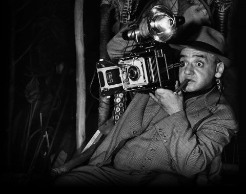 Flash: the Making of Weegee the Famous by Christopher Bonanos