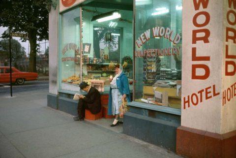 Fred Herzog – Modern Color