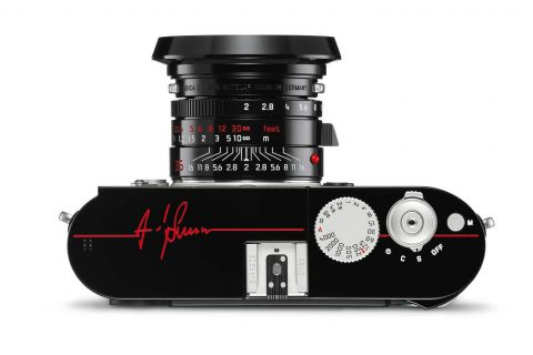 Leica M Monochrom Signature by Andy Summers Limited Edition Camera Leaked Out
