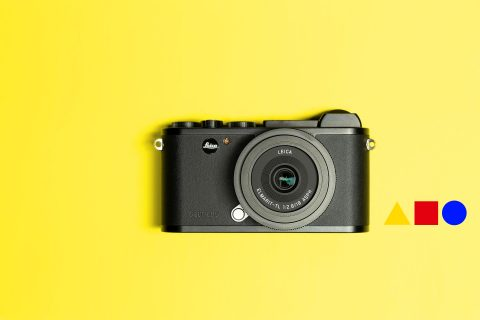 Leica Releases a Second Variation of the CL Bauhaus 100th Anniversary Tribute Camera