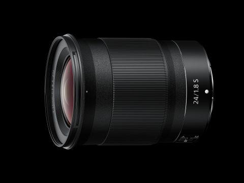 Nikon Unveils the New NIKKOR Z 24mm f/1.8 S, a Street Photographer's Dream Lens