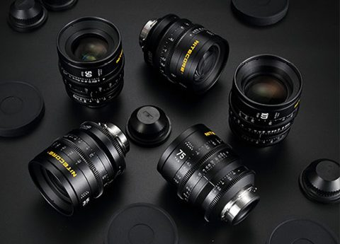 Nitecore Leaps Into the World of Optics with a Line of Full-Frame Cinema Lenses