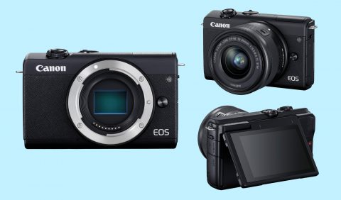 The Latest Canon Entry-level with 4K Video and Eye Detect AF is the Most Affordable Mirrorless Yet