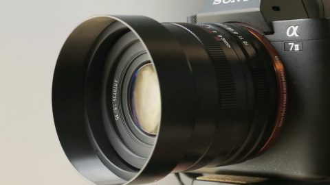 Yasuhara Announced the Anthy 35mm f/1.8 Lens for Canon RF, Nikon Z and Sony E Mounts