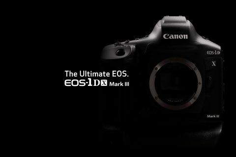 Canon Announced the Development of the EOS-1D X Mark III DSLR Camera