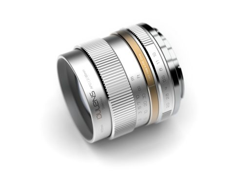DULENS Releases the APO 85mm f2, a New Prime Lens for Canon EF and Nikon F Mounts