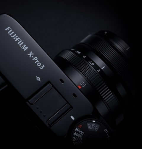 Fujifilm X-Pro 3 Officially Announced, the First Digital Camera Made of Titanium