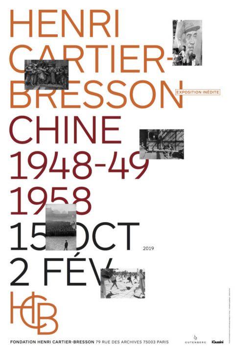 Henri Cartier-Bresson: Chine, 1948-1949 / 1958