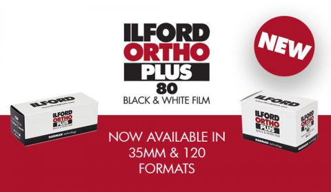 ILFORD Unveils Ortho 35mm and 120 Film, 5th Generation MULTIGRADE RC Paper and More