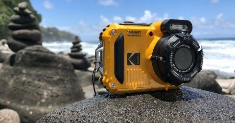 Kodak Unveils PIXPRO WPZ2, the Company's Newest Waterproof Action Camera