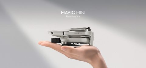DJI Launches the Mavic Mini, a Palm-Sized Everyday Drone with Top Features