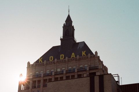 Kodak's Film Business Grew 21% Year-Over-Year