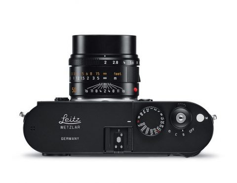 """Leica Celebrate the 150th Anniversary with the M Monochrom (Typ 246) """"Leitz Wetzlar"""" Limited Edition Camera"""