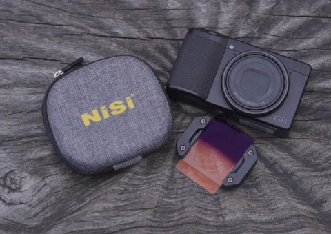 NiSi Released a Square Filter Holder Kit Exclusively for Ricoh GR III Cameras