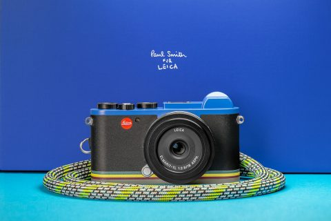 Paul Smith and Leica Unveil their Second Limited Edition Camera that Brings a Unique Colorful Style to CL