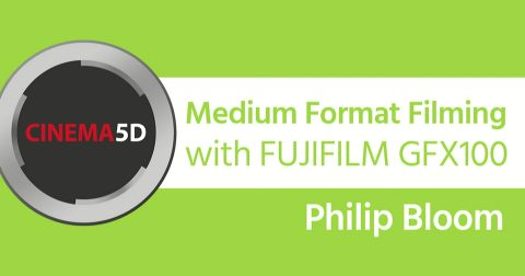 Philip Bloom – Shooting a Documentary with the Fuji GFX 100 Medium Format Camera
